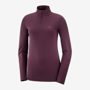 COMET SEAMLESS HZ MIDLAYER – SALOMON