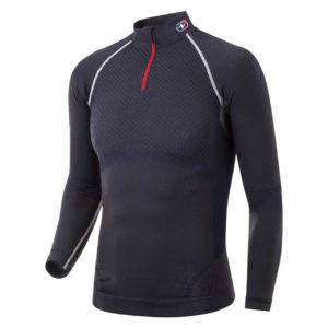 TEE-SHIRT ZIPPE ACTIVBODY THERMOLACTYL 3 M – DAMART