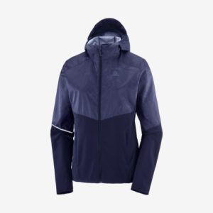 AGILE WIND JKT W- SALOMON